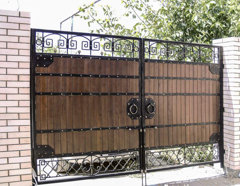Ворота металлические метол привод для откатных ворот мч